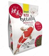 корм для здорового роста и яркого окраса Koi Beauty First