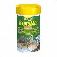 Сухой корм для молодых водоплавающих черепах ReptoMin Junior Tetra