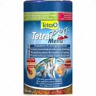 Сухой корм для аквариумных рыб в чипсах PRO Menu Tetra