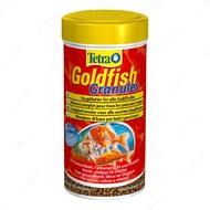 Сухой корм для золотых аквариумных рыб в гранулах Gold Fish Granules Tetra