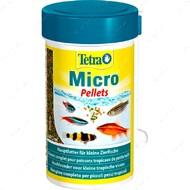 Микро пеллеты для аквариумных рыб Micro Pellets Tetra