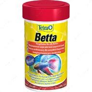 Сухой корм для петушков в хлопьях BETTA Tetra