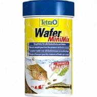 Сухой корм для донных рыб и ракообразных в пластинках Wafer Mini Mix Tetra