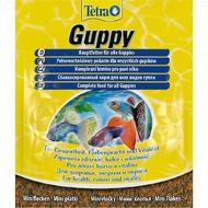 Сухой корм для гуппи в хлопьях Guppy Tetra