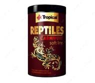 Корм для всеядных рептилий Reptiles Carnivore Soft TROPICAL