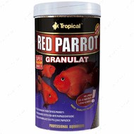 Сухой корм для цихлид в гранулах RED PARROT GRAN TROPICAL