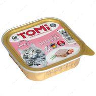 Консервы для кошек с креветками TOMi shrimps