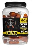 Лакомство для собак куриное мясо на кальцинированной палочке Chicken Hip