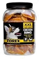 Лакомство для собак куриные колечки Chicken Ring
