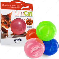 """""""Слим Кэт"""" (Slimcat) универсальный шар-кормушка для котов -"""