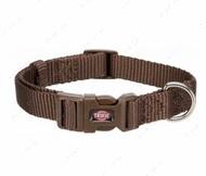 Ошейник для собак мокка Premium Collar