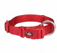 Ошейник для собак красный Premium Collar