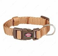 Ошейник для собак карамель Premium Collar