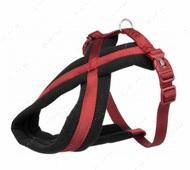 Шлея для собак нейлоновая бордо Premium Touring Harness