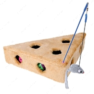 Игрушка для котов сыр Trixie Cat's Cheese