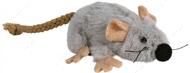 Игрушка для кота плюшевая мышка с мятой Trixie Plush Mouse