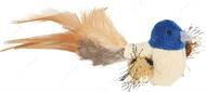 Игрушка для кота птичка Trixie Bird