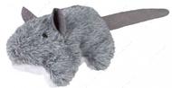 Игрушка для кота мышка плюшевая с кошачьей мятой TRIXIE Cat Toy Cats Catnip Mouse