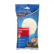 Вата для гнезда грызунов и птиц Wooly Hamster Bedding
