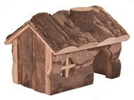 Деревянный дом для хомяка Hendrik House