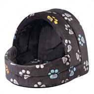 Плюшевый домик для собак и кошек с лапкой Jimmy Cuddly Cave