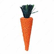 Игрушка для грызунов морковь Toy
