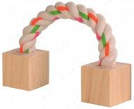 Игрушка для грызуна с канатом Playing Rope