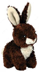 Игрушка для собак кролик с пищалкой Assortment Rabbits