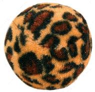Игрушка для кошки набор мячиков Set of Toy Balls with Leopard Print