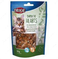 Лакомства для котов с курицей PREMIO Barbecue Hearts