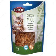 Лакомства для котов c курицей в виде мышек PREMIO Chicken Mice