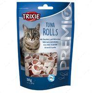 Лакомства для котов с тунцом PREMIO Tuna Rolls