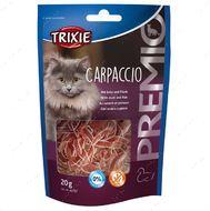 Лакомства для котов с уткой и рыбой PREMIO Carpaccio
