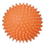 Игрушка для собак мяч-еж с пищалкой Hedgehog Ball