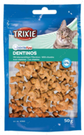 Лакомство для котов с витаминами Dentinos
