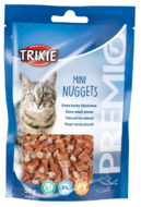 Лакомство для котов Mini Nuggets Fish