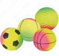 "Мяч резиновый плавающий Toy Neon Ball ""Rainbow"""
