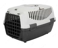 Переноска для животных до 6 кг Capri Transport Box 1 & 2 серая I