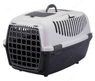 Переноска для животных до 12 кг Capri Transport Box 3 серая III