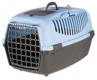 Переноска для животных до 12 кг Capri Transport Box 3 синяя III