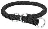 Ошейник-удавка для собак черный Cavo Stop-the-pull Collar black