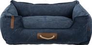 Лежак для кошек и собак темно-синий BE NORDIC Bed Föhr dark blue