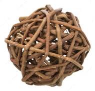 Мяч плетеный для грызунов Trixie Wicker Ball