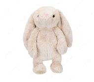 Игрушка для собак кролик с пищалкой Bunny