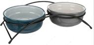 Миска керамическая для кошек и собак Bowl Set ceramic