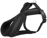 Шлея для собак черная Premium Touring Harness