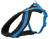 Шлея для собак синяя Premium Touring Harness