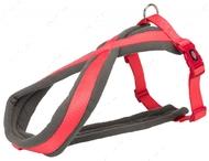 Шлея для собак коралловая Premium Touring Harness