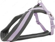 Шлея для собак сиреневая Premium Touring Harness