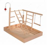 Игровая площадка Wooden Playground